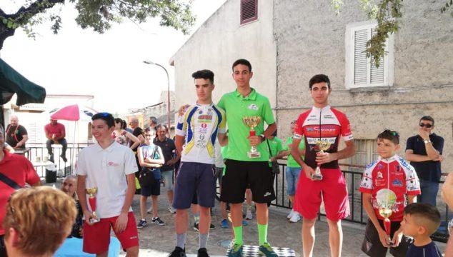 Lorenzo Mura Campione Sardo Juniores
